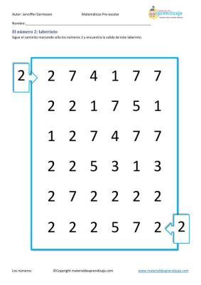 aprendemos a contar en preescolar imagenes_07