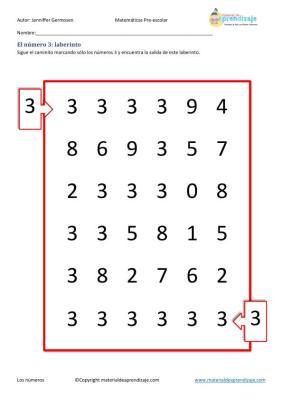 aprendemos a contar en preescolar imagenes_11