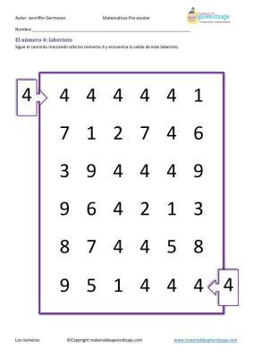 aprendemos a contar en preescolar imagenes_15
