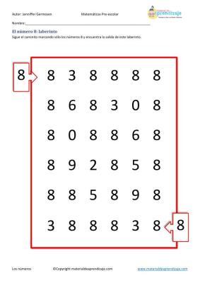 aprendemos a contar en preescolar imagenes_31