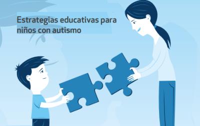 Trastornos del espectro autista. Las estrategias educativas para niños con autismo