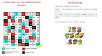 Con este divertido juego aprendemos: – Contando desde 1 a 100; – Aprende a contar y volver usando un cuadrado de 100 – Los números de lectura a 100 . […]