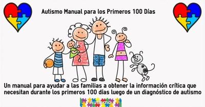 Autismo manual para los primeros 100 dias