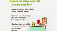 ¿Cómo fomentar la lectura? Decálogo para padres y para niños editado por el Ministerio de Cultura de España dentro del Plan de Fomento de la Lectura. Son consejos de sentido […]