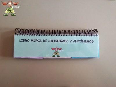 Libro Móvil de los Sinónimos y Antónimos 1