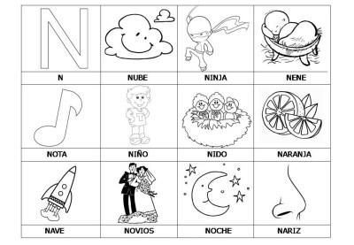 El abecedario de los objetos listo para imprimir (17)