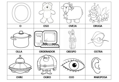 El abecedario de los objetos listo para imprimir (18)