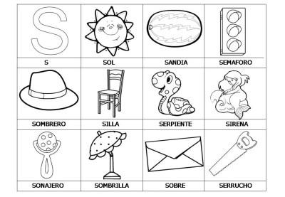El abecedario de los objetos listo para imprimir (22)