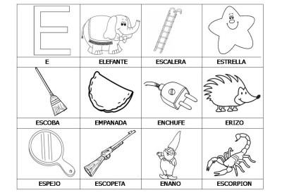 El abecedario de los objetos listo para imprimir (8)