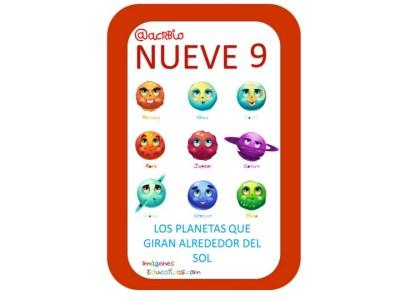 Aprendemos los números del 1 al 10 en español de forma divertida Video, láminas, Bits28