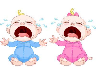 Bebes  llorando (2)