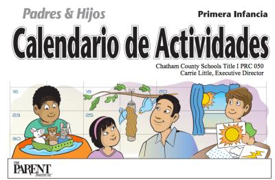Calendario con actividades  Octubre para hacer con nuestros hijos e hijas más pequeños