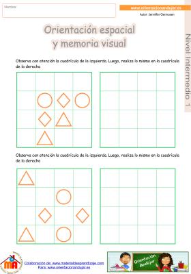 03 Intermedio 1 orientaci¢n espacial y memoria visual