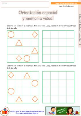 05 Intermedio 1 orientaci¢n espacial y memoria visual