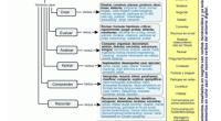 La taxonomía cognitiva de Bloom, clasifica las operaciones cognitivas en seis niveles de complejidad crecientes (recordar, entender, aplicar, analizar, evaluar y crear). Esta teoría permite conocer y desarrollar diferentes procesos […]