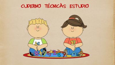 CUDERNO DE TECNICAS DE ESTUDIO