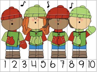 rompecabezas numericos para navidad (7)
