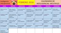 Os dejamos un calendario para trabajar las inteligencias múltiples tanto en nuestros colegios como en casa con nuestros hijos e hijas, empezamos el mes de febrerotrabajando la inteligencia interpersonal, os […]
