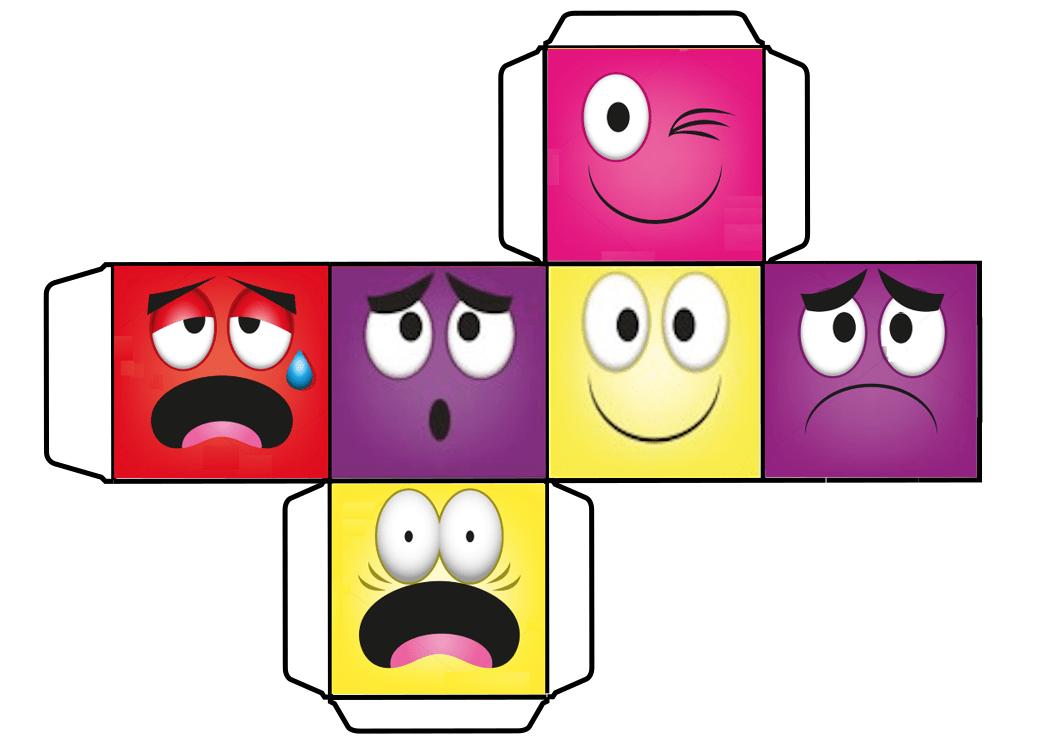 Educación para las Emociones jugamos con el DADO DE LAS EMOCIONES -Orientacion Andujar