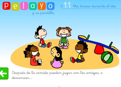 láminas para trabajar las rutinas con niños y niños que las necesitan4