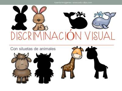 tdah atencion discriminacion visual siluetas (1)