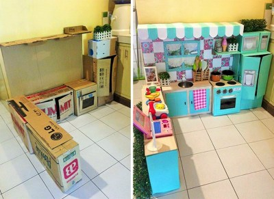 Cocina-hecha-de-carton-foto-1