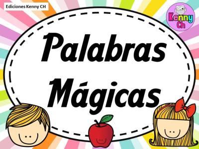 palabras magicas 1