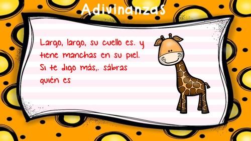 Adivinanzas divertidas de animales para niños (6)