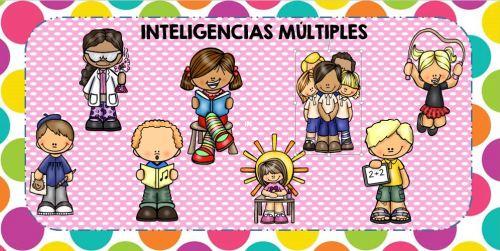 DESTACADA INTELIGENCIAS MULTIPLES INFANTIL