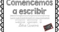 La preescritura se entiende como unas actividades (trazos) que el niño y la niña deben realizar y mecanizar antes de ponerse en contacto con la escritura propiamente dicha (letras, sílabas, […]