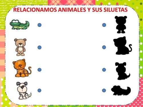trabajamos las siluetas animales (2)
