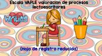 Os presentamos esta escala devaloracion de procesos lectoescritores en version recucida que ha realizadoGarcía Roldán, J.A. y que hemos encontrado en la web del cep de Lora delRiofuente:http://www.loracep.org/ Fases del […]