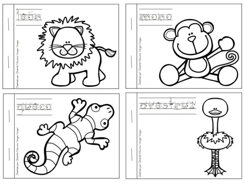 Mi libro de colorear de animales salvajes (3)