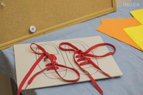 Atarse cordones manipulativos (5)