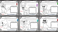 Cuaderno Grafomotricidad centro de interés los animales Este precioso material os puede ayudar a que vuestros alumnos y alumnas aprendan y repasen caligrafía, plastificándolos y usando permanentes puedes usarlos cuantas […]