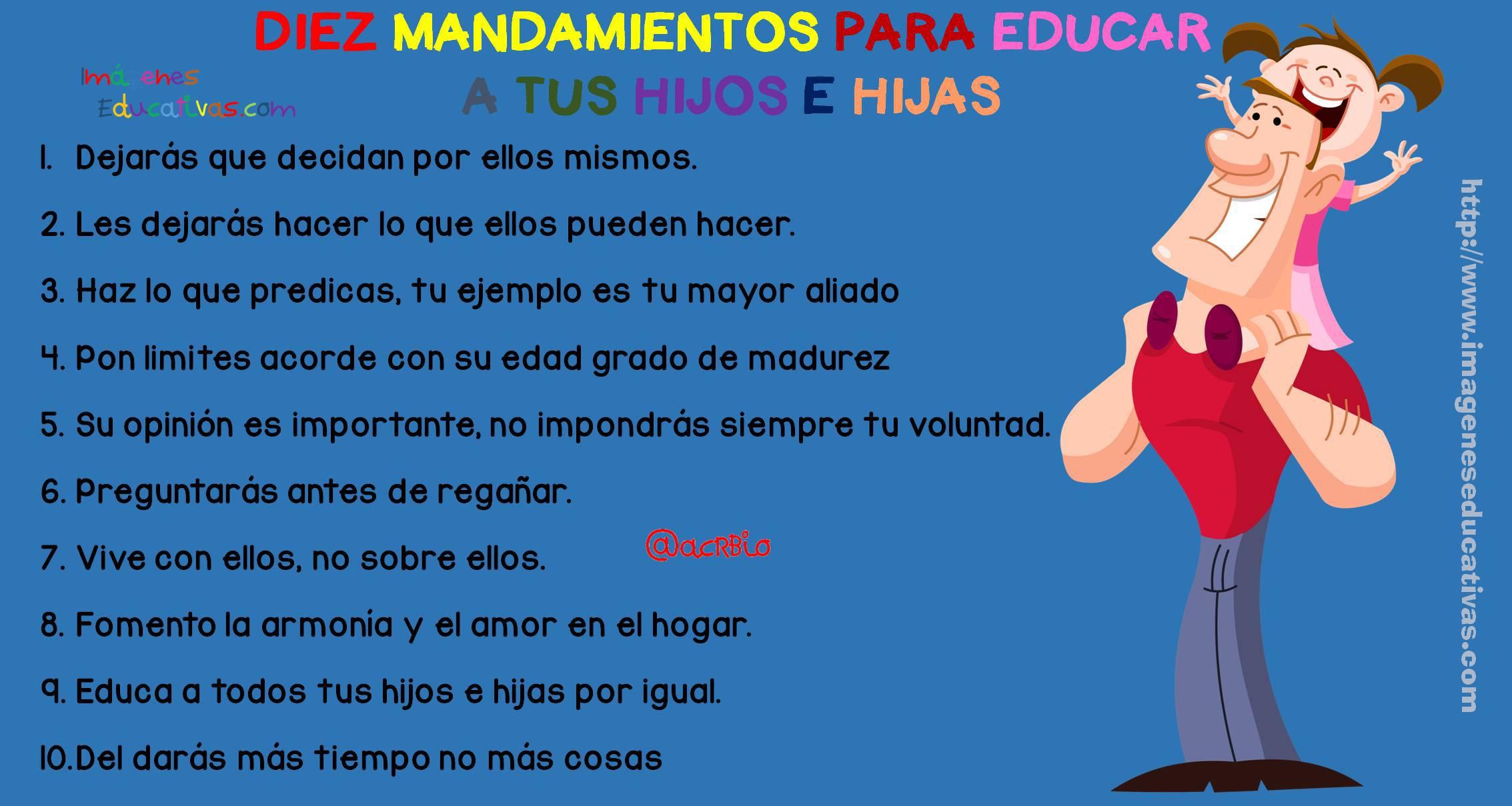 diez-mandamientos-para-educar-a-tus-hijos-e-hijas