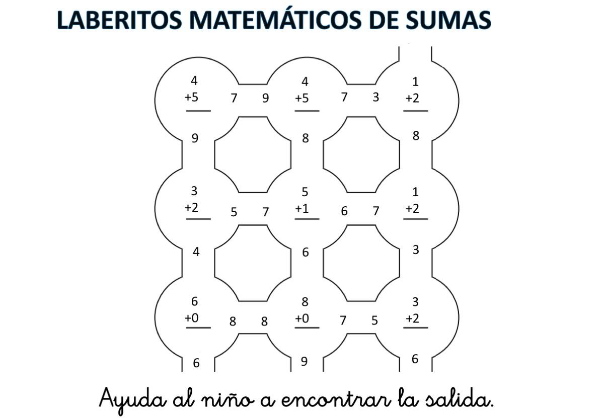 laberintos-de-sumas-nivel-inicial-hasta-el-10-con-soluciones12