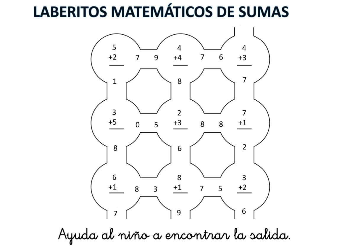 laberintos-de-sumas-nivel-inicial-hasta-el-10-con-soluciones13