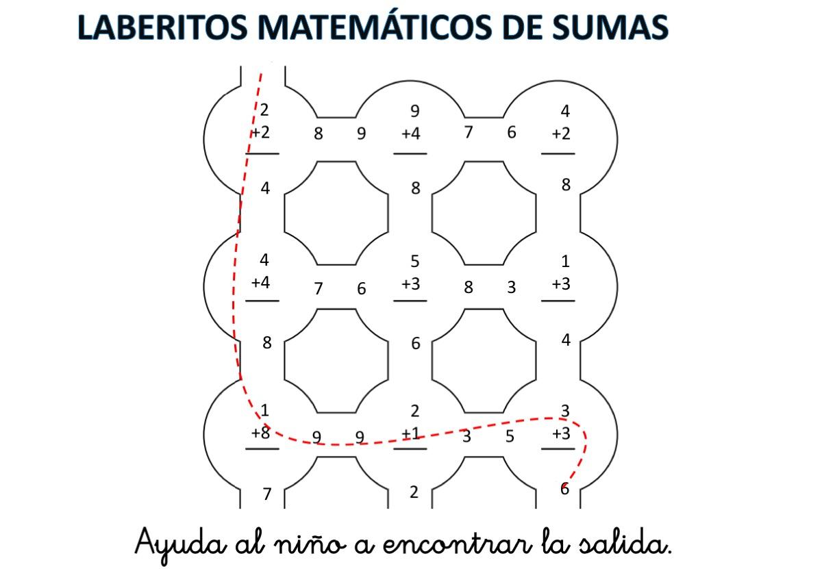laberintos-de-sumas-nivel-inicial-hasta-el-10-con-soluciones18