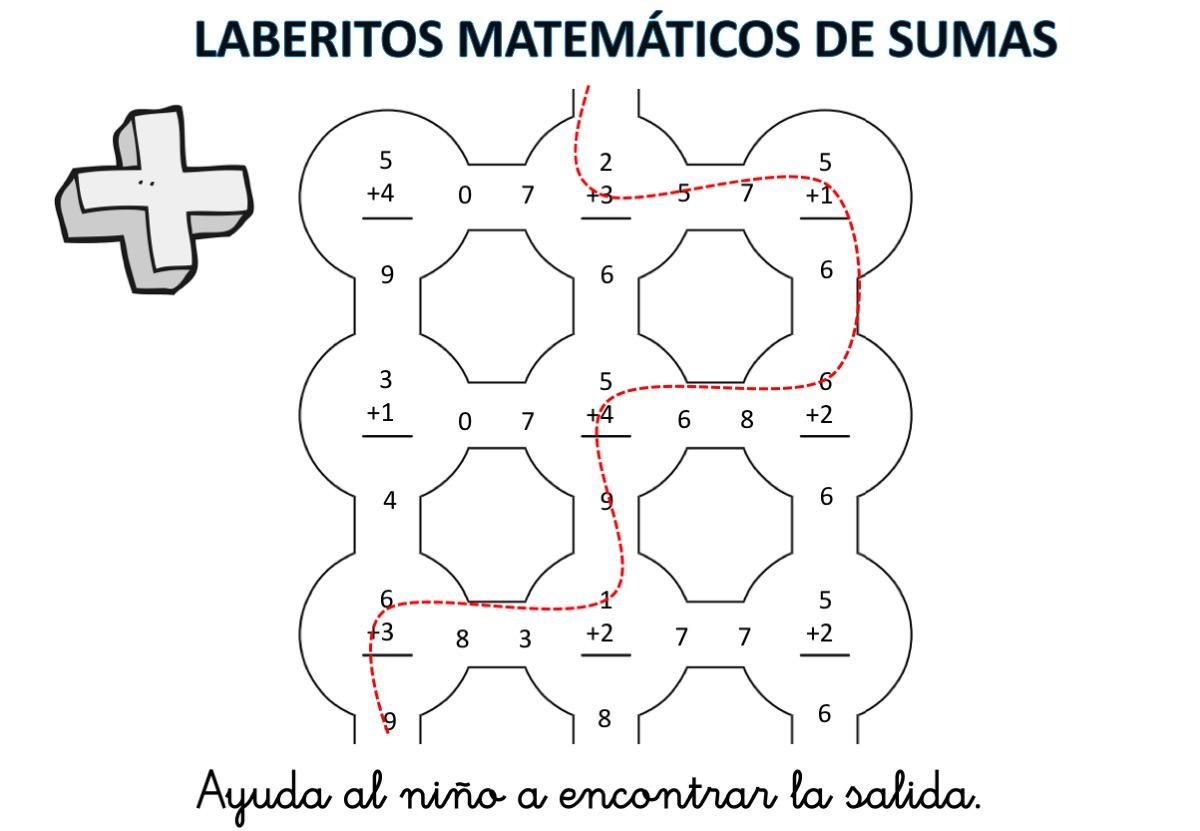 laberintos-de-sumas-nivel-inicial-hasta-el-10-con-soluciones4