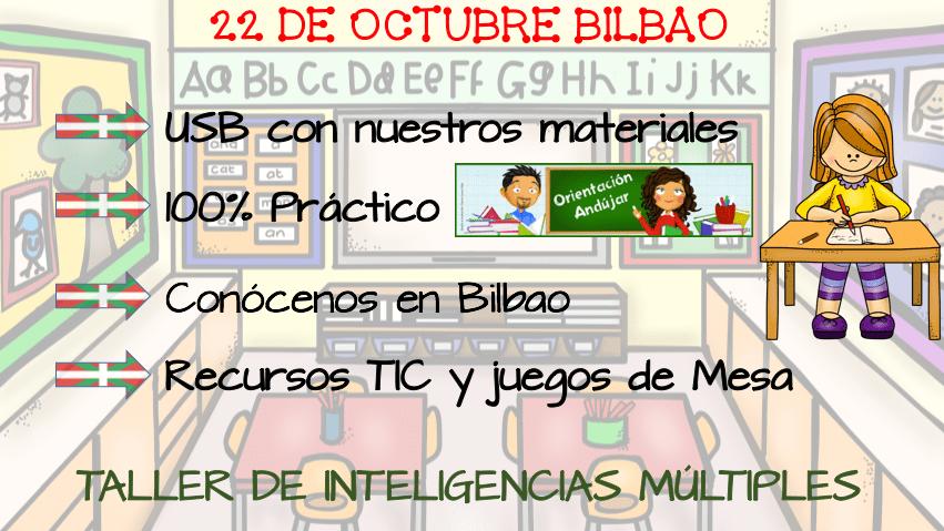 taller-inteligencias-multiples-22-octubre-en-bilbao-de-orientacion-andujar