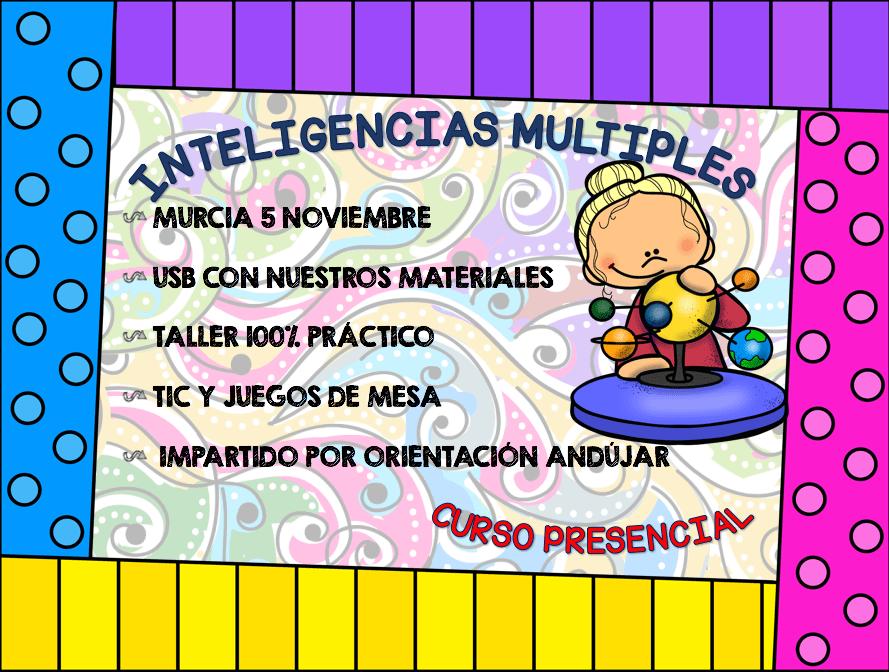 taller-inteligencias-multiples-y-tic-murcia-05-de-noviembre