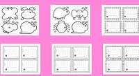 Plantillas de dictados, silábicos, palabras, frases y oraciones, párrafos y textos Escribir al dictado es una actividad compleja y distinta de la del escritor que usa los signos gráficos para […]