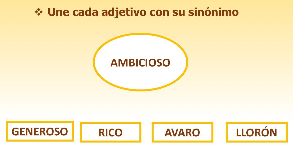 2cb954ccd1b4 ASOCIACIÓN Fichas para trabajar los sinónimos en primaria + 100 ...