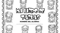 """Os dejamos este material realizado por.Mtra. Yessica material digital por compartir y diseñar este fabuloso libro de las tablas de multiplicar. Como ella nos cuenta, """"en ellibro encontrarán unos cuadros […]"""