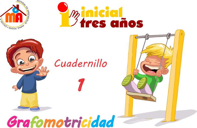 cuadernillo-1-grafomotricidad-infantil-portada