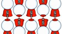 Os dejamos estas fantásticas láminas para poder trabajar los diferentes números mediante estas divertidas máquinas expendedoras de chicles las cuales tienen cada uno de los números del 1 al 20. […]