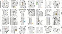 Nuevas fichas para trabajar la atecnión esta vez hemos preparado unos laberintos, con una peculiridad tienen forma de letras del abecedario hemos preparado la serie de minúsculas y más adelante […]