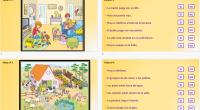 Hoy os traemos estas sencillas actividades en las que nuestros alumnos van a tener que que mirar unas divertidas y coloridas láminas de dibujo y a continuación leer una serie […]