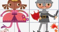 Compartimos estos divertidos puzzles de de personajes disfrazados para trabajar en carnaval con nuestros alumnos. INSTRUCCIONES Se le muestra al niño el puzzle completo y se le nombra la imagen […]